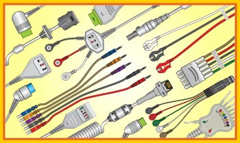 New Patient Cables and Leadwires are in Stock and Ready to Ship!