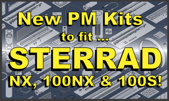 Eight New PM Kits to fit Sterrad NX, 100NX and 1000S Sterilization Systems!