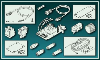 New Line of parts to fit Welch Allyn Wall Transformers!